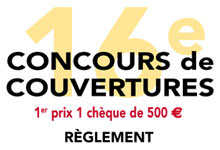 concours de couvertures :: le rglement