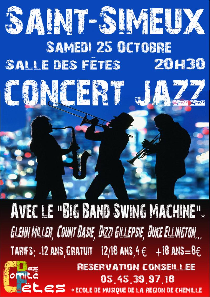 Affiche concert jazz V2.2
