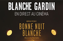 blanche gardin direct cinema