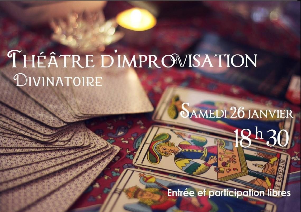 improvisation divinatoire