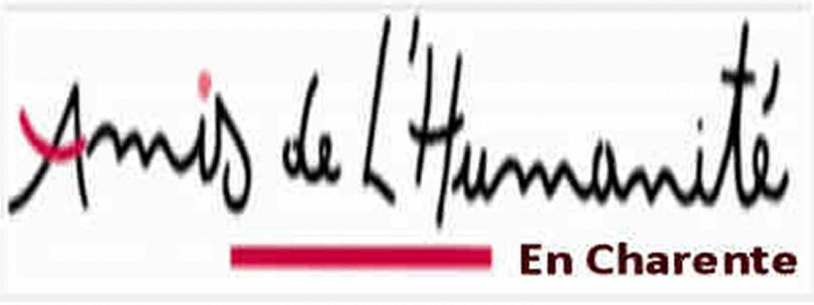 Les Amis de l'Humanité en Charente